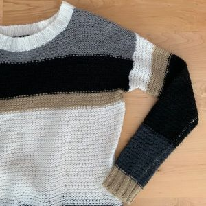 Forever 21 knit sweater!